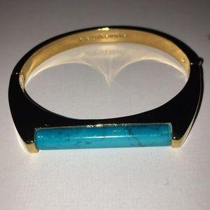 Kate Sade gold bracelet